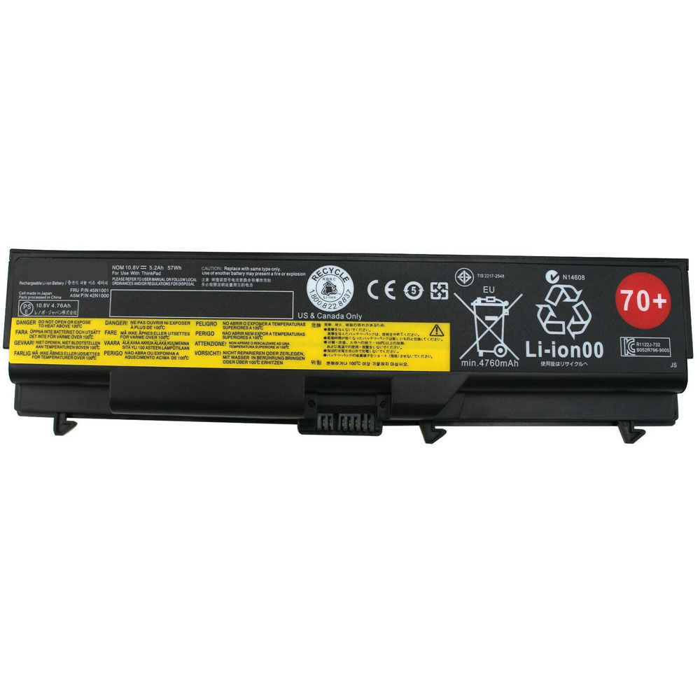 45N1005 Baterie do laptopów 5200mAh/57WH 10.8V