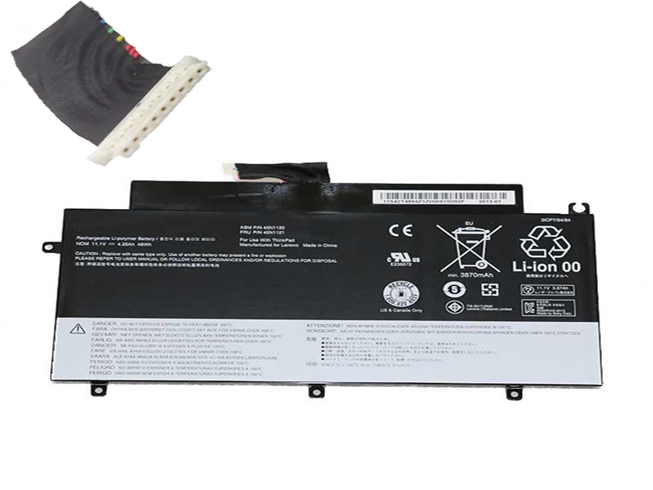 45N1120 Baterie do laptopów 4250mAh/48Wh 11.1V