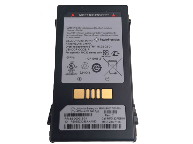 82-000012-01 Baterie do laptopów 4600mah/17wh 3.7V