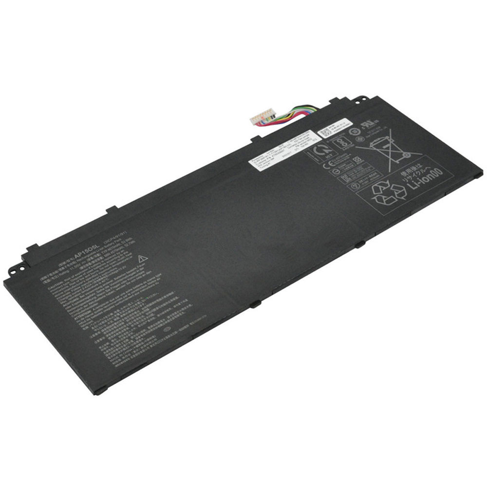AP15O5L Baterie do laptopów 4670mAh/53.9Wh 11.55V