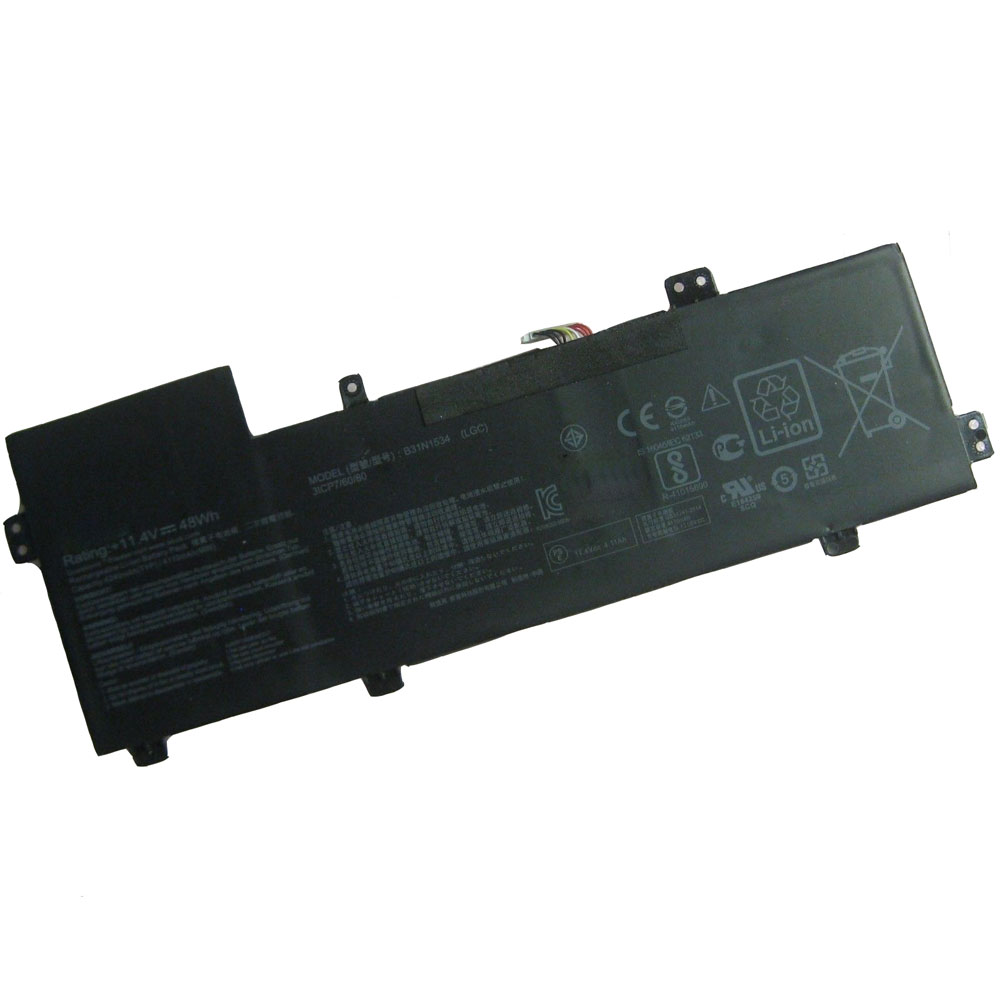 B31N1534 Baterie do laptopów 48Wh/4240mAh 11.4V