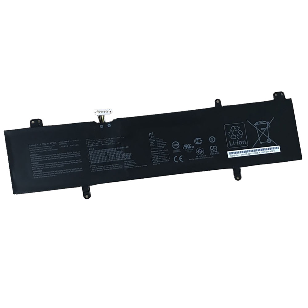 B31N1707 Baterie do laptopów 3650mAh/42WH 11.55V/13.2V