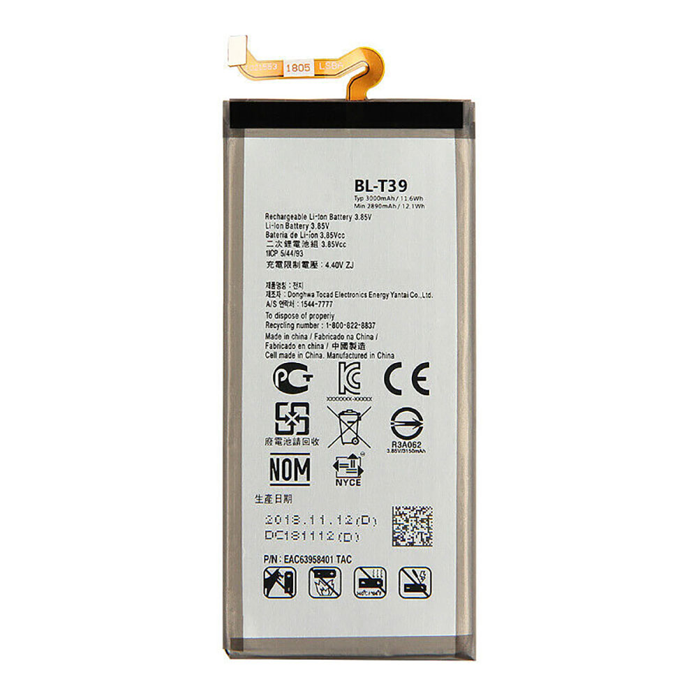 BL-T39 Baterie do laptopów 2890mAh/11.1WH 3.85V/4.40V