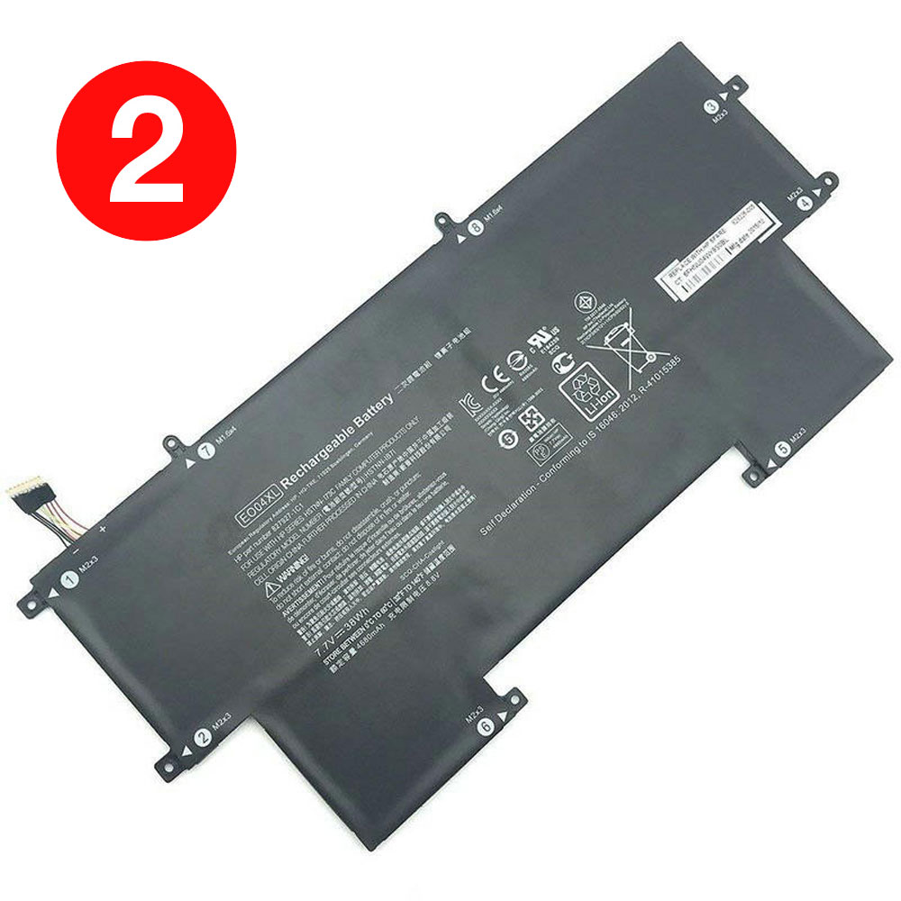 EO04XL Baterie do laptopów 38Wh 7.7V