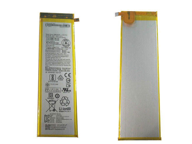 L15D1P31 Baterie do laptopów 4000mAh/15.2Wh 3.8V