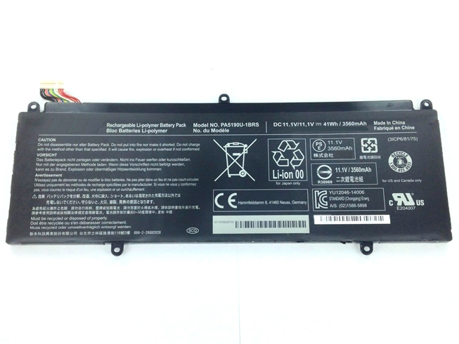 PA5190U-1BRS Baterie do laptopów 3560mAh /41Wh 11.1V