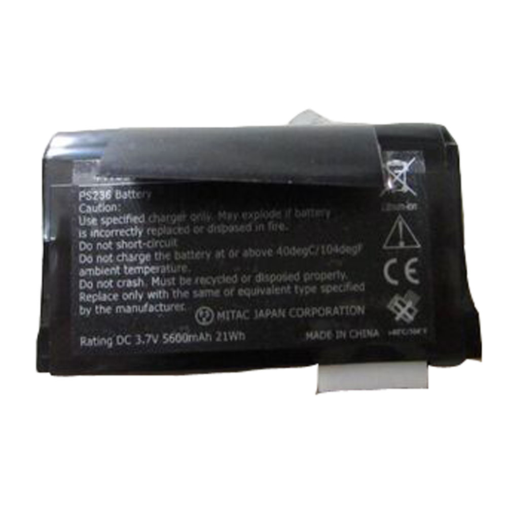 PS236 Baterie do laptopów 5600mah/21wh 3.7V
