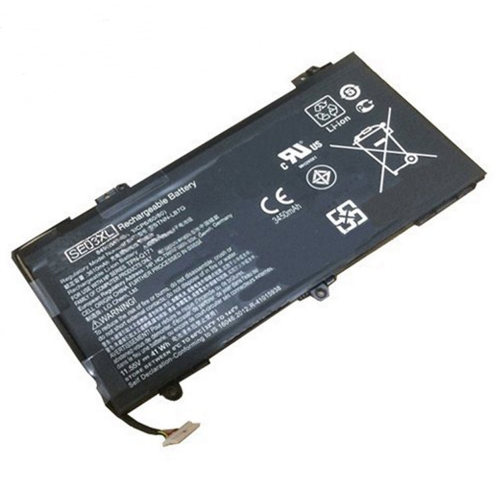 SE03XL Baterie do laptopów 41.5Wh 3450mAh 11.55V