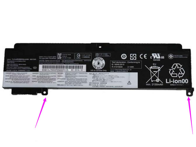SB10J79004 Baterie do laptopów 2.065Ah/24Wh 11.4V