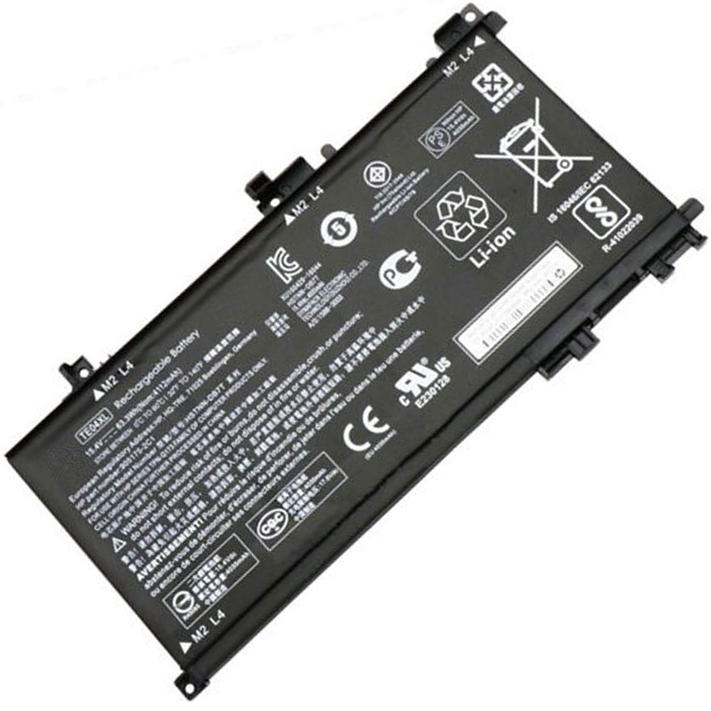 TE04XL Baterie do laptopów 63.3Wh 15.4V